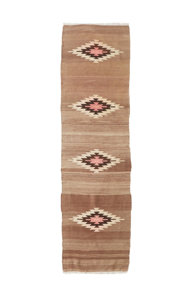 'RR-0419-848' Turkish Runner Rug- 2'2'' x 7'10'' - Canary Lane - Curated Textiles