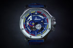 Achtung Turbo3/ Silver and Blue