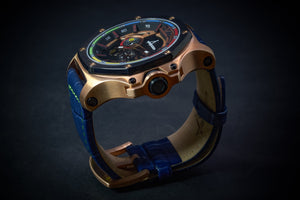 Achtung Turbo3/ Rose Gold and Black
