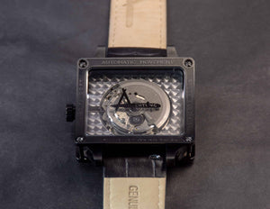 Achtung Timebox Black