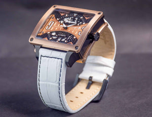 Achtung Timebox Rose Gold / Black