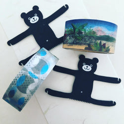 Animal Hug Cutter [Bears]