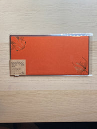 Rectangle Post Card Style Greeting Card [Gold Fish]