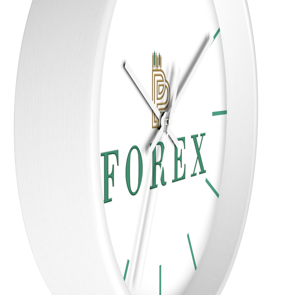 FOREX - ROLEX Time Keeper. Ok... Clock