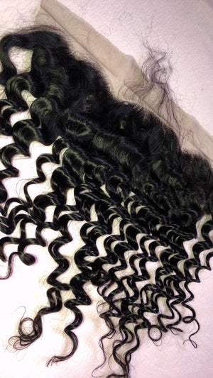 Transparent 13x4 Lace Frontal