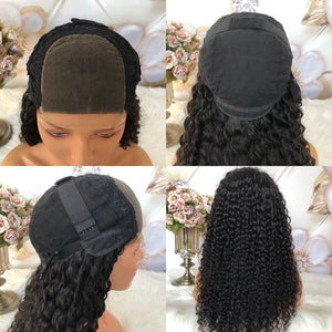 Closure Wig Unit