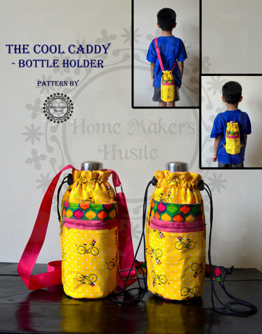 The Cool Caddy Bottle Holder Pattern