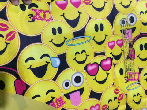 Vinyl - Smileys - Yellow