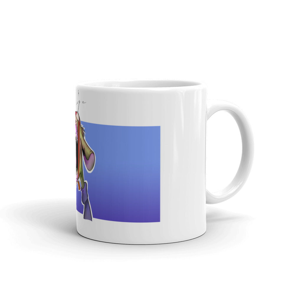 The Loquacious Monster: Mug