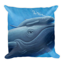 I whale always love you:  Pillow
