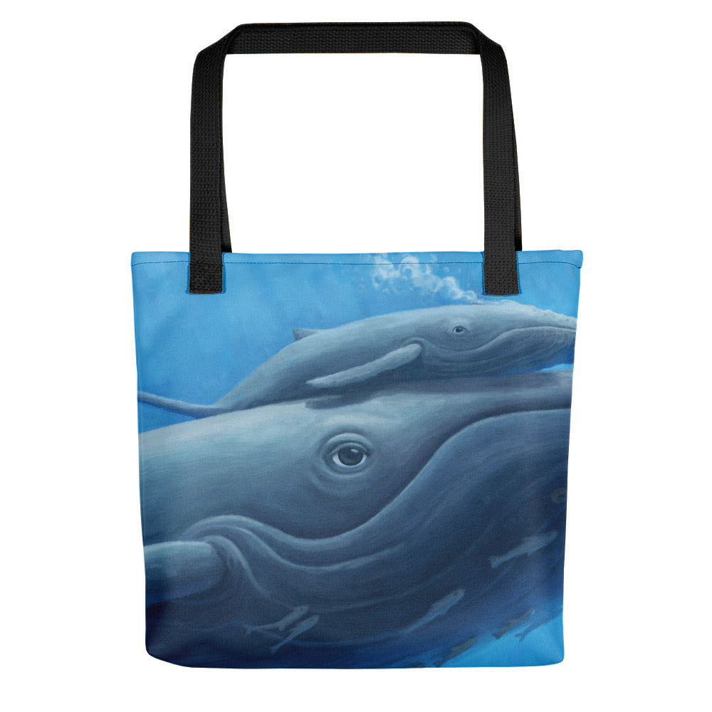 I Whale Always Love You: Tote bag