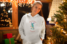 Merry Christmas Hangover: Hooded Sweatshirt