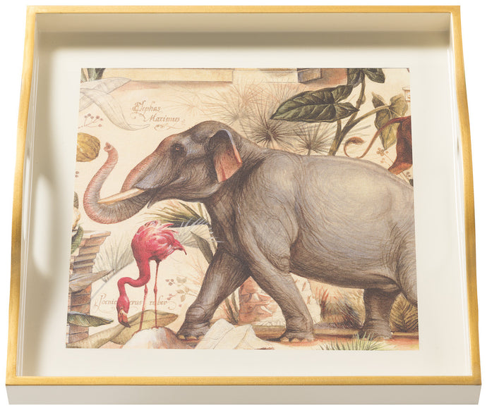 Wild Animals, small cream tray