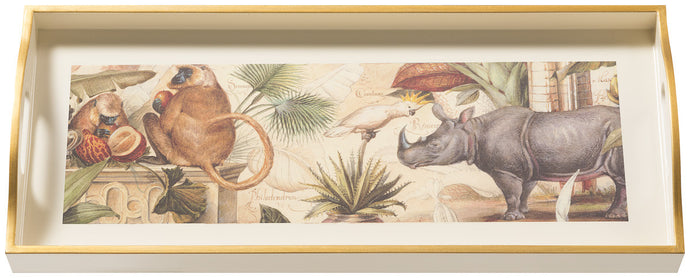 Wild Animals, sandwich cream tray