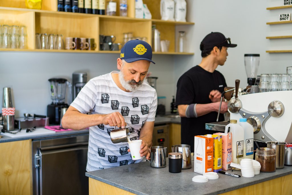 A conversation with Norm from Hawthorn's Sonny Ray Cafe