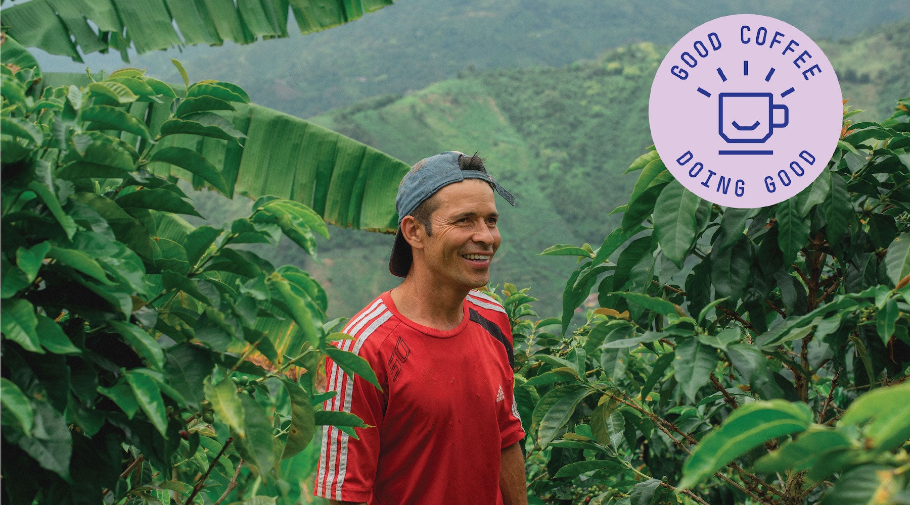 Good Coffee Doing Good in Colombia