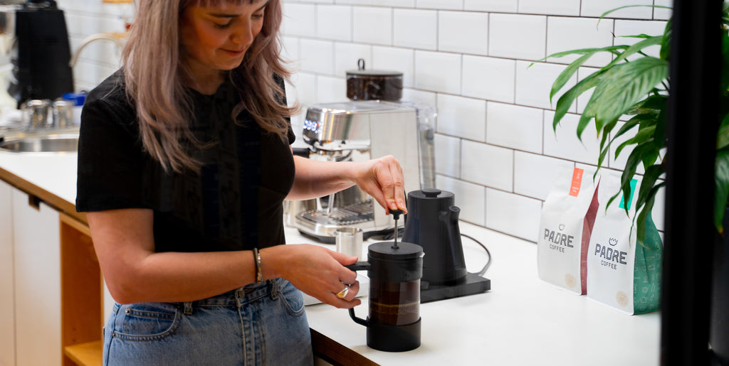 Plunger Coffee Brew Guide