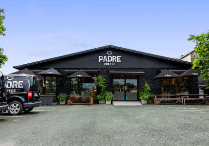 Padre Coffee Collingwood Yards