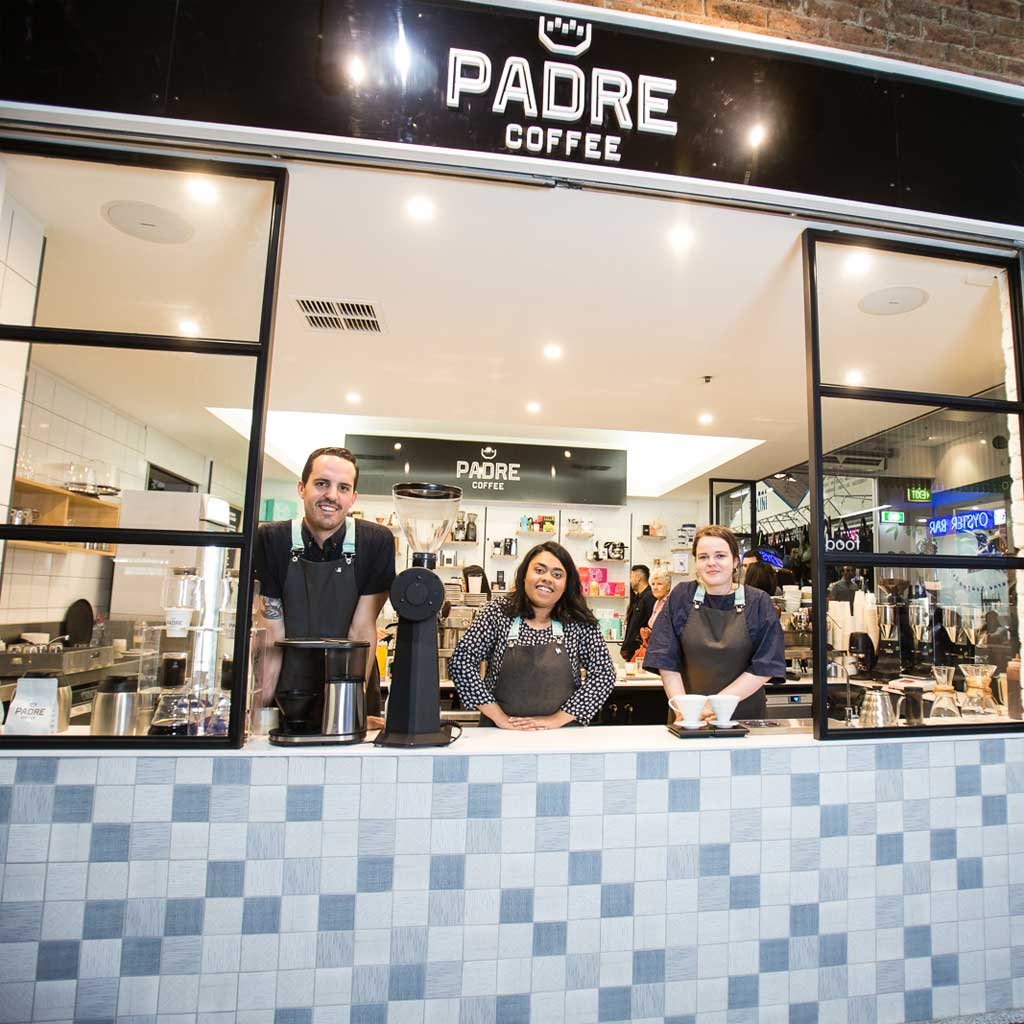 Padre Coffee - South Melbourne