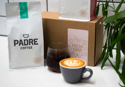 Padre Fresh Crop - Coffee Subscriptions