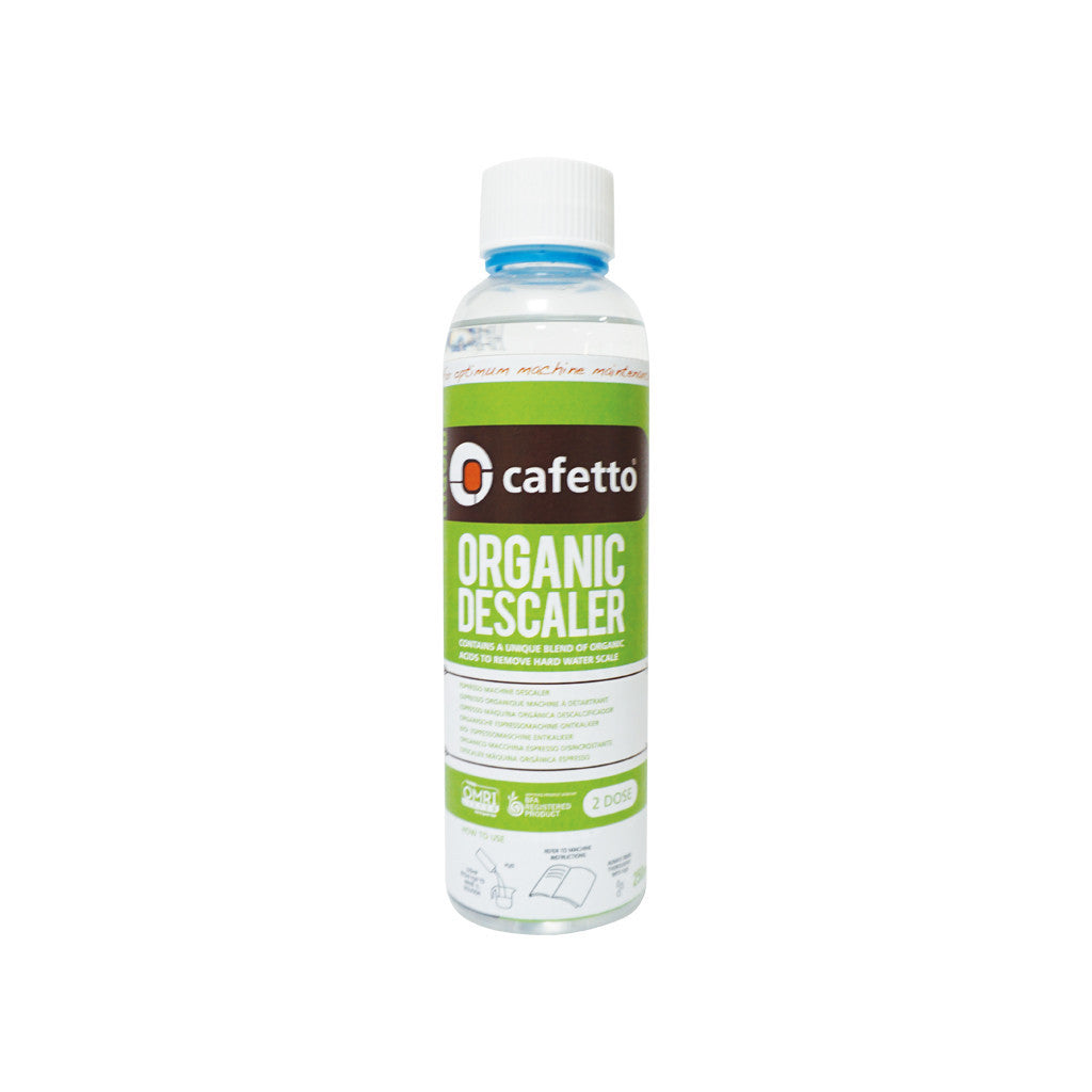 Cafetto 250ml Liquid Organic Descaler