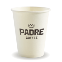 Biopak Compostable Paper Cups
