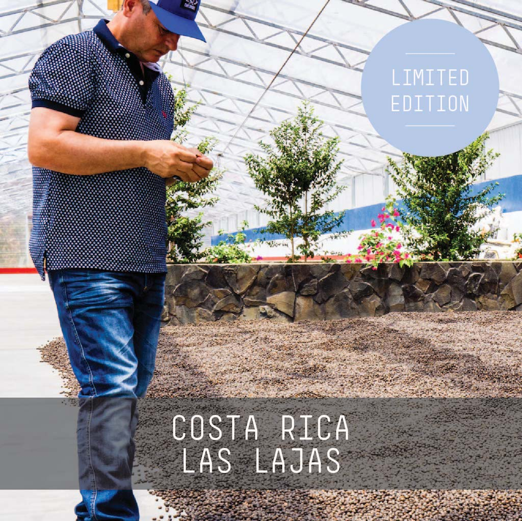 Limited Edition Costa Rica, Black Diamond - Single Origin Filter