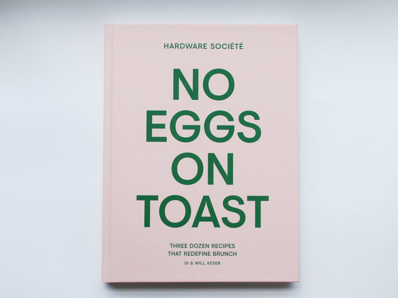 No Eggs on Toast