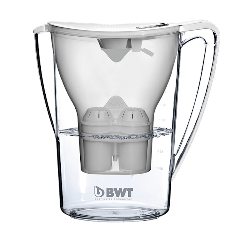 BWT PENGUIN 2.7L FILTER JUG & 3 FILTERS