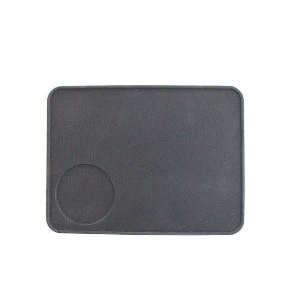 Joe Frex Tamp Mat Black
