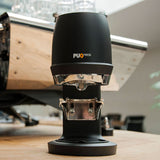 PuqPress Q2 58mm Automatic Tamper Matt Black