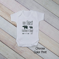 Our First Father's Day - Bodysuit