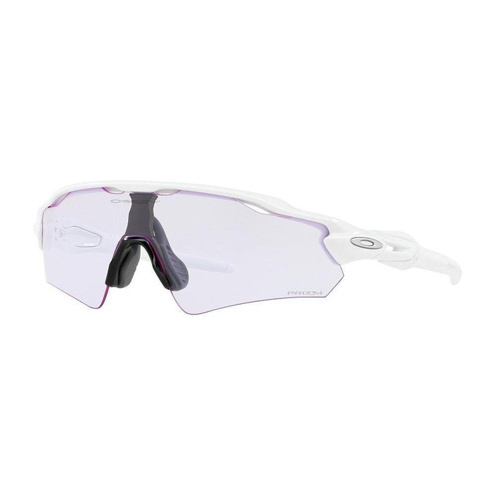 17afdfbf91 OAKLEY RADAR® EV SUNGLASSES - ASIAN FIT-Polished White   Prizm Low Light-