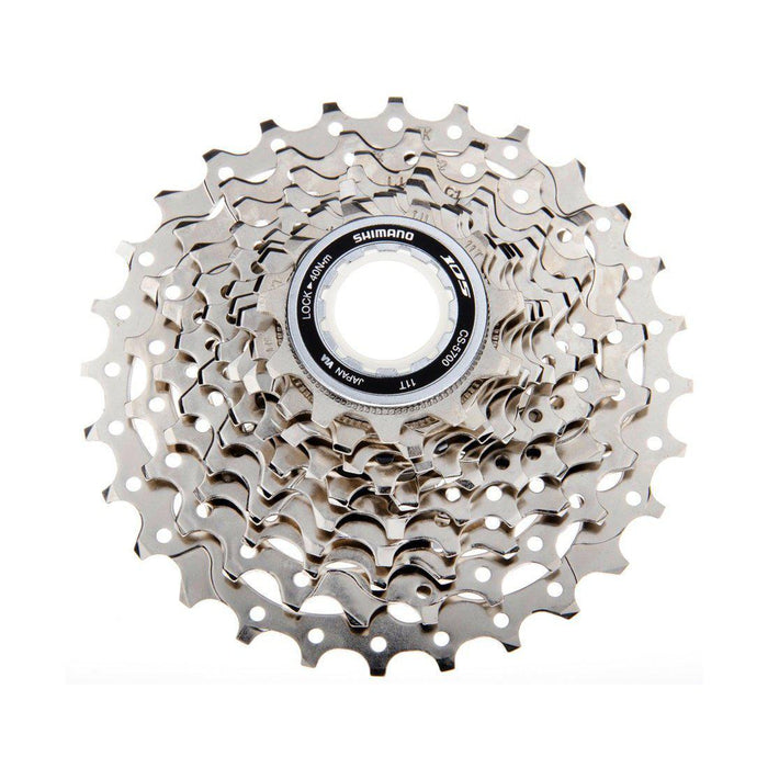Sporting Goods Cassettes, Freewheels & Cogs Bright Shimano 105 5700 10 Speed Cassette 12-25t