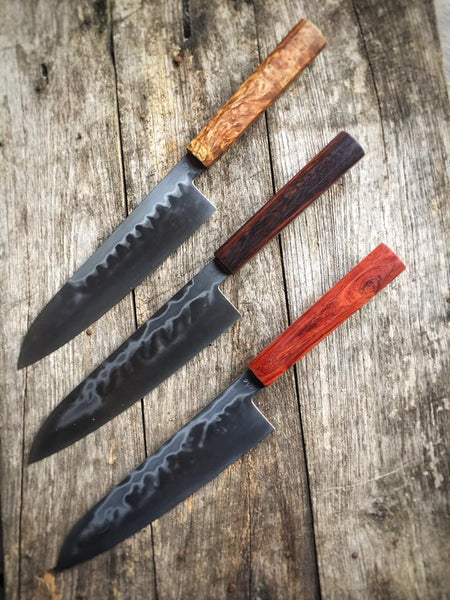 Custom Knives in Thailand by Che americano from Chiang Mai Thailand
