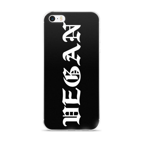 Vegan Gothic - iPhone 5/5s/Se, 6/6s, 6/6s Plus Case