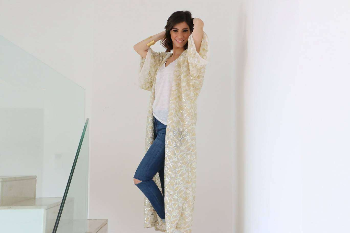 Amani Kimono,LA BULLE, Curated Designer at Freesigners.com