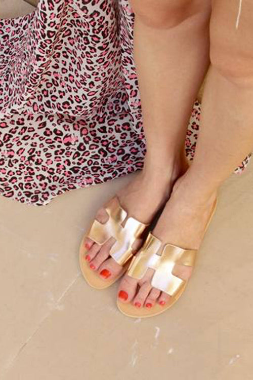 Maia Sandals in Rose Gold Leather,Kardia, Curated Designer at Freesigners.com