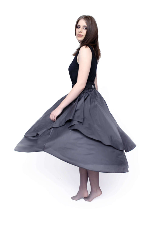 double layered skirt 2 in 1,SustiKKrisztA, Curated Designer at Freesigners.com