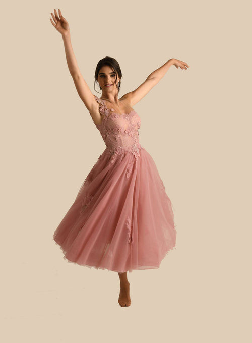 Ballerina,Marleen Nashef Couture, Curated Designer at Freesigners.com