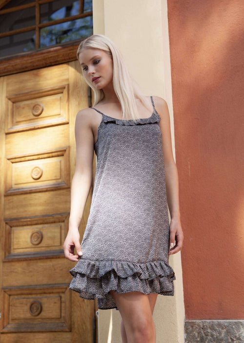 Cadiz Strap Dress