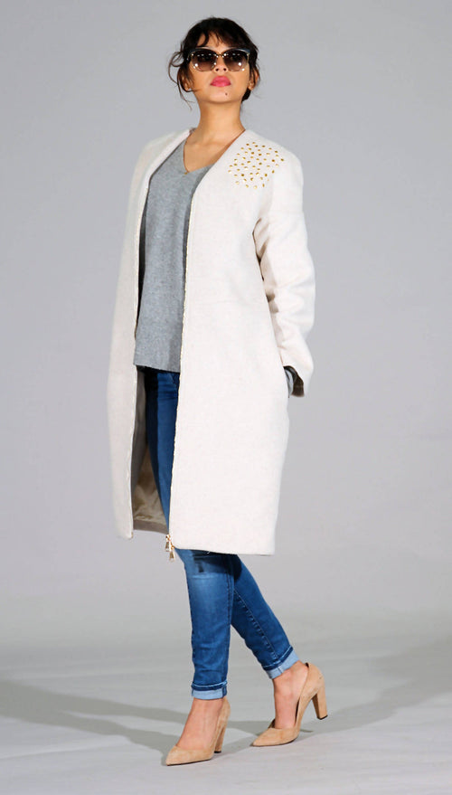Miyis coat,Adelaydi, Curated Designer at Freesigners.com