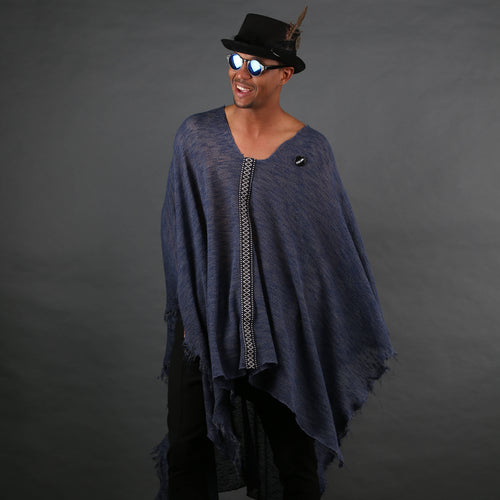 OCEAN WINGS PONCHO,TULUMBRAND, Curated Designer at Freesigners.com