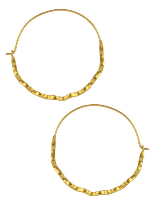 Half twirled hoops,Arvind Agarwal, Curated Designer at Freesigners.com
