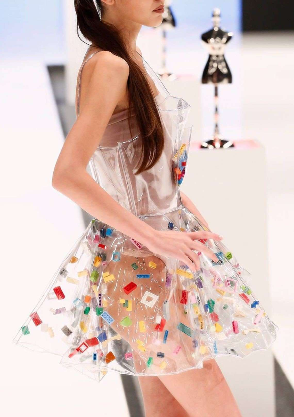 Lego dress,Hala Kastoun, Curated Designer at Freesigners.com