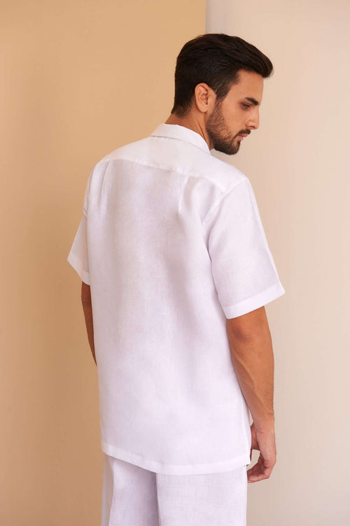 Fayz | Shirt,FÁCIL BLANCO DUBAI, Curated Designer at Freesigners.com