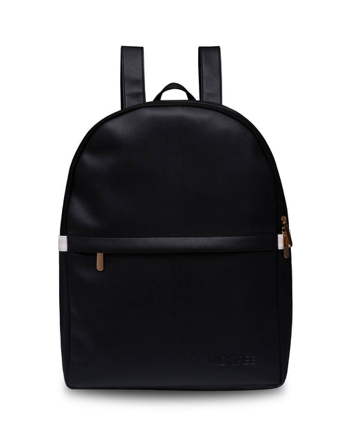Black Prime Backpack,Midoree, Curated Designer at Freesigners.com