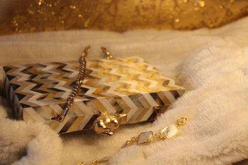 INANNA Clutch,SOUHA DAYEH, Curated Designer at Freesigners.com