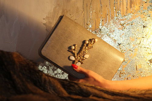 ALBINA Clutch,SOUHA DAYEH, Curated Designer at Freesigners.com