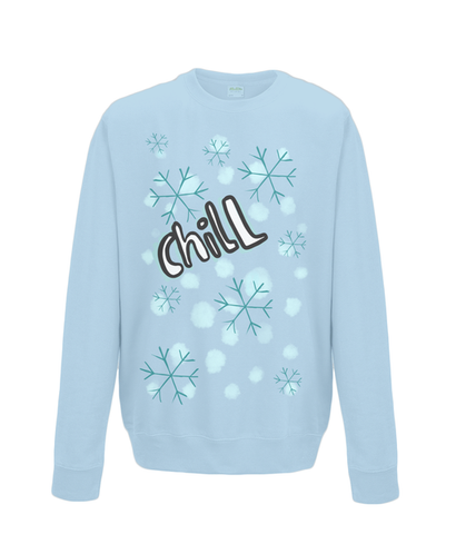 CHILL XMAS JUMPER